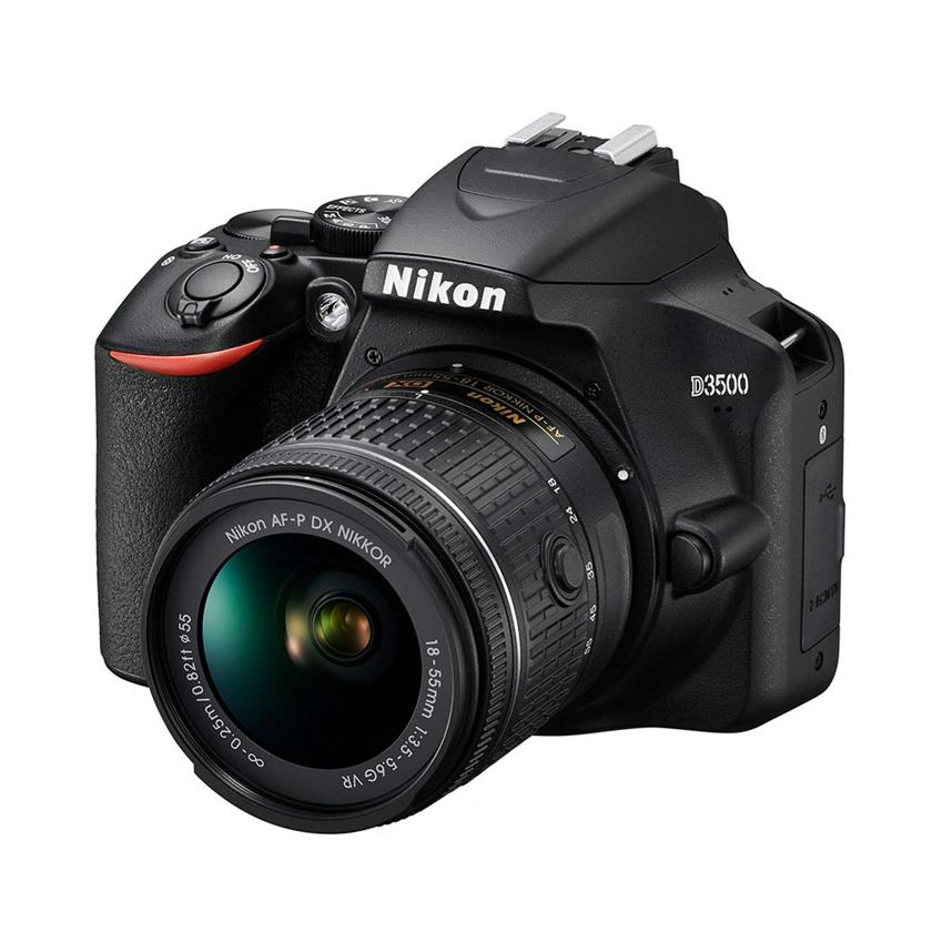 دوربین دیجیتال نیکون مدل D3500 به همراه لنز ۱۸-۵۵ میلی متر